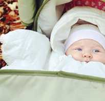 Как правильно одеть новорожденного на прогулку в зависимости от сезона? Как одевать ребенка осенью и зимой