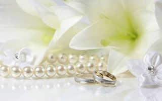 Дарят на жемчужную свадьбу 30 лет. Символичные подарки на жемчужную свадьбу. Что можно сделать своими руками