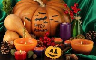 Идеи для Хэллоуина: украшения своими руками. Отмечаем Хэллоуин: как быстро украсить помещение своими руками