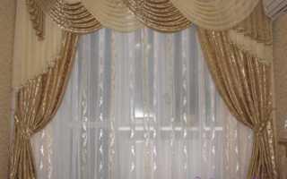 Пошив штор и ламбрекенов своими руками может сделать каждый. Шитье штор ламбрекен своими руками (пошив, фото, видео)