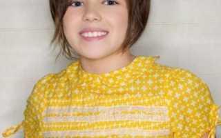 Прически на короткие волосы ребенку 3 лет. Современные детские стрижки для девочек — Стильные варианты