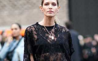 Черная блузка: фасоны, материалы, с чем носить. Прозрачная блузка: выразительный силуэт для ультрамодных луков