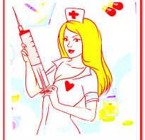 Сценки на День медицинского работника (медика) смешные. Шуточная сценка «приход медсестры на праздник»