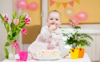 «Годомания» бывает только раз, или Как отметить годик ребенку. Как отметить годик ребенку. Устраиваем праздник для малыша