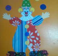 Мягкая игрушка клоун своими руками выкройки. Елочная игрушка «Клоун. Шьем игрушку из лоскутков ткани