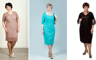 Модные платья для 60 летних женщин. Платья для пожилых женщин – как оставаться модной в любом возрасте
