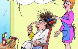 Лучшие анекдоты про парикмахеров. Анекдоты до слез про стрижки, парикмахерские, про красоту Демотиваторы парикмахерская