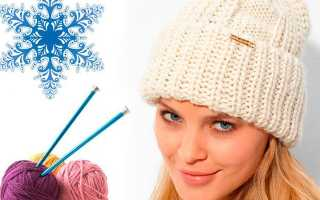 Модные женские шапки вязаные спицами. Как выбрать шапку, чтобы оказаться в тренде? Модные тенденции вязаных шапок