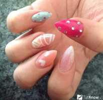 Современные виды наращивания ногтей. Нарощенные ногти: виды, фото и названия, материалы, технология, отзывы