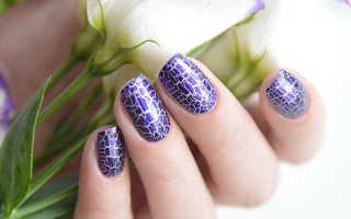 Как самой покрасить ногти. Красим ногти разными способами и цветами. Эффект кракелюра – как сделать самой