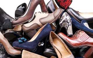 Что делать если кожаная обувь красится. Что делать, если обувь изнутри красится? Жидкость для снятия лака