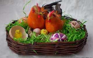 Пасхальная корзиночка со схемой. Подставки и корзиночки для пасхальных яиц из бумаги. Изделие из газетных трубочек