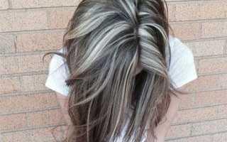 Мелирование на светло русые волосы. Мелирование на короткие русые волосы. Соль и перец — модный тренд в окрашивании