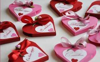 Валентинки своими руками: необычные идеи, шаблоны и схемы. Делаем оригинальную валентинку своими руками из бумаги