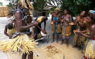 Сексуальные традиции племен: из девочки — в женщину. Дикие племена Африки: образ жизни, традиции, обычаи