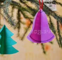 Самые простые новогодние поделки из бумаги. Простые зимние и новогодние поделки с детьми своими руками