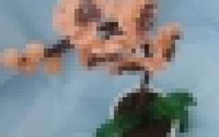 Орхидея из бисера лучших мастериц. Орхидея (мозаичное и кирпичное плетение). Регулировка длины и ширины лепестков